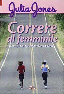 Copertina libro correre al femminile