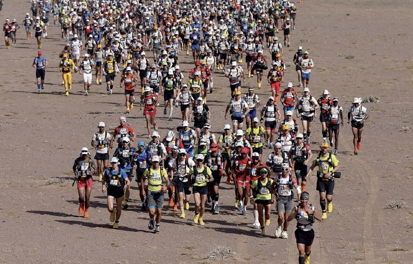 La Marathon des Sables