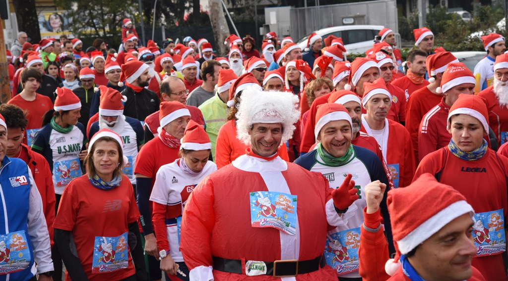Il calendario gare di Natale