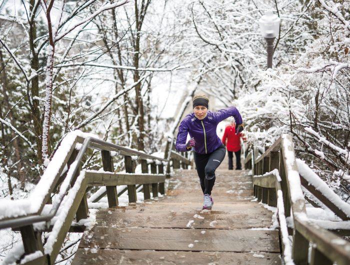 L'inverno del trail runner