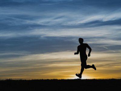 Correre alla sera