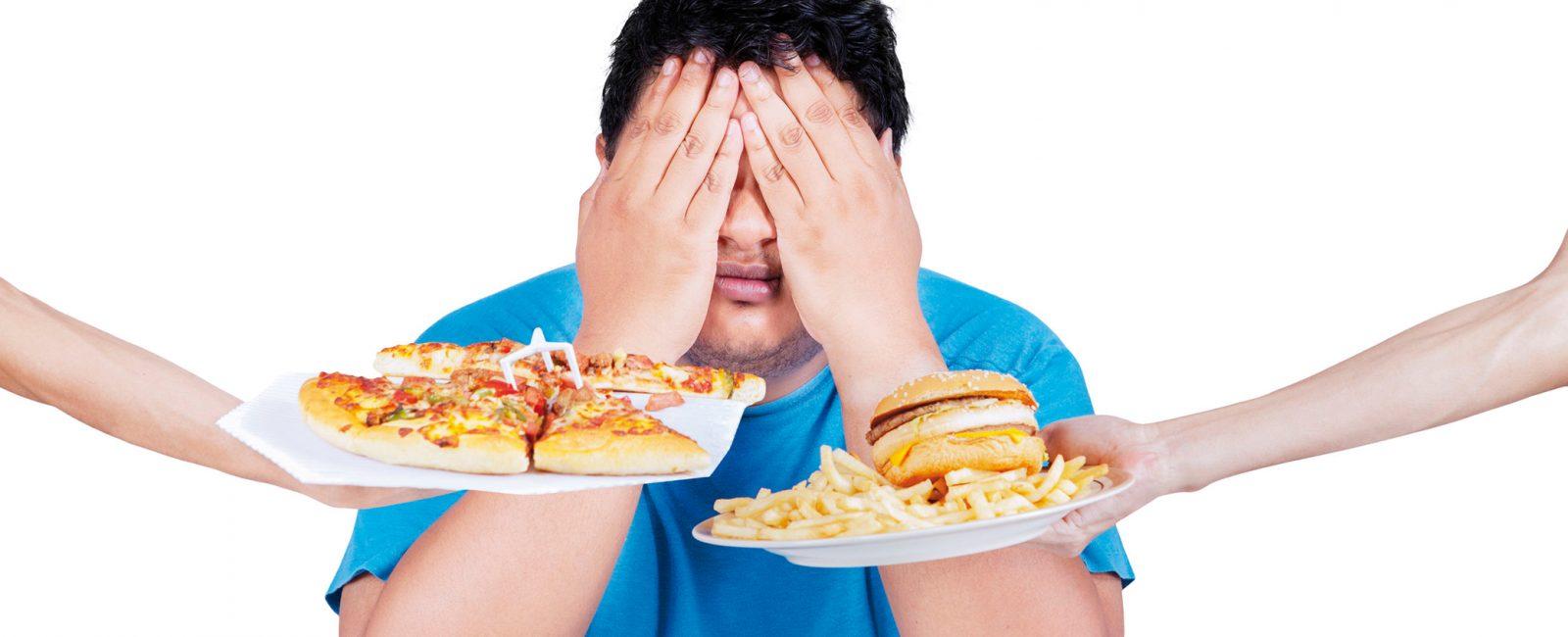 posso perdere peso mangiando fast food