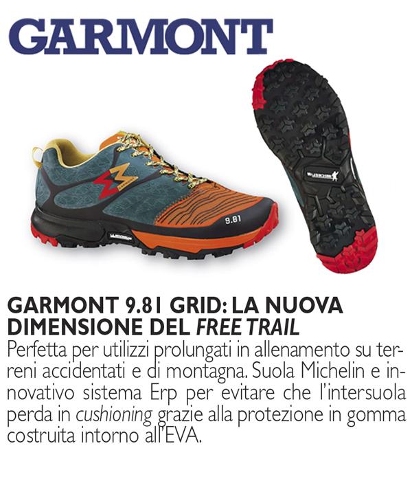 Garmont 9.81 Grid