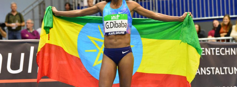 Genzebe Dibaba