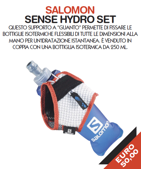 bottiglia isotermica Salomon Sense Hydro Set