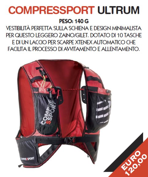 Zaino Compressport