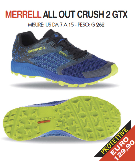 Merrell All Out Crush 2 GTX