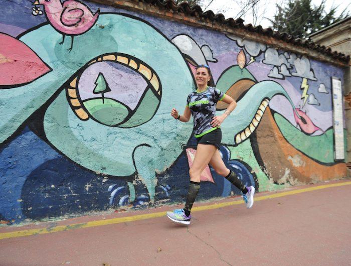Donne verso una maratona in autunno
