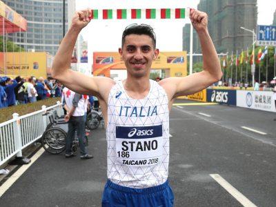 Massimo Stano (Foto Colombo)