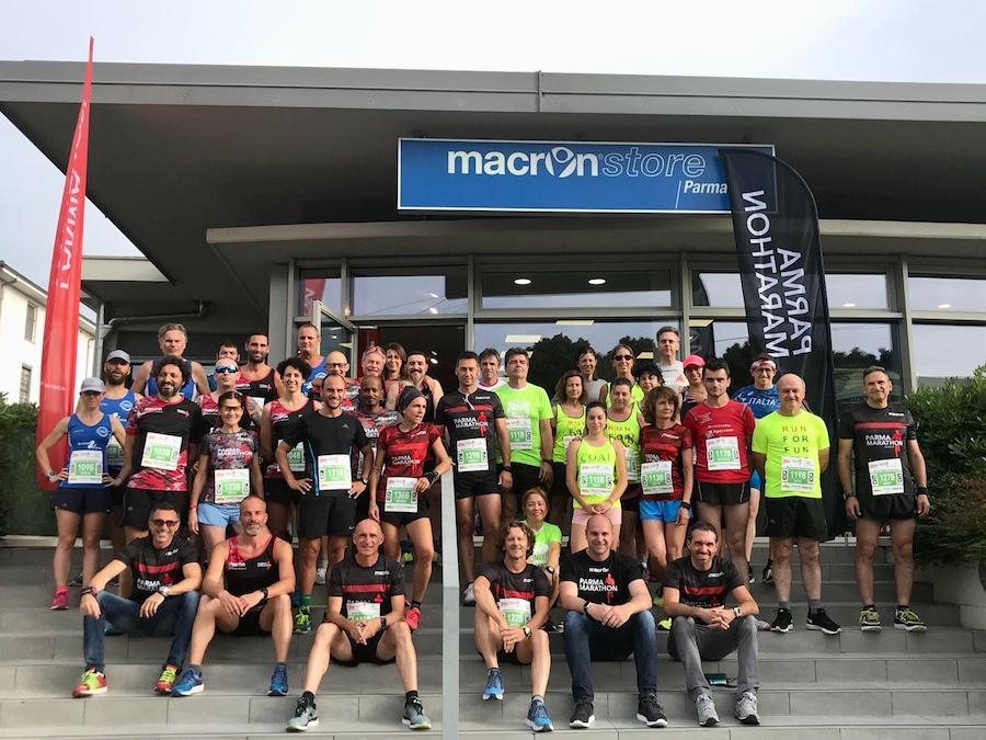 Parma Marathon: ecco le maglie 2018