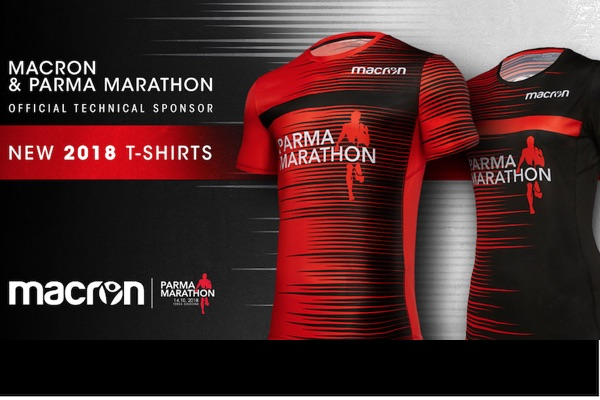 Macron Divise Ufficiali Parma Marathon 2018