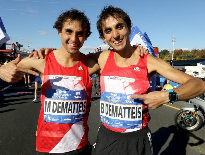 Martin e Bernard Dematteis