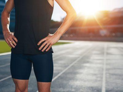 Imparare a riconoscere il proprio ritmo di corsa sulla pista di atletica