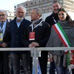 Alfio Giomi, Enrico Castrucci, Virginia Raggi