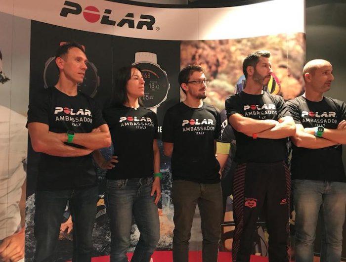Presentazione Polar Vantage
