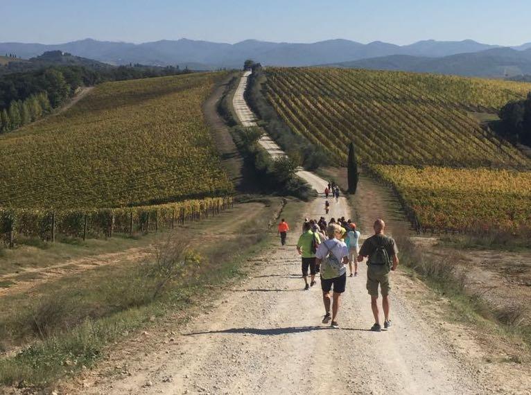 L'Ecomaratona del Chianti