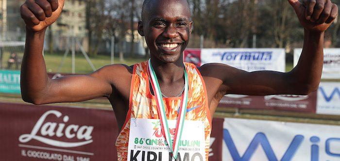 Jacob Kiplimo