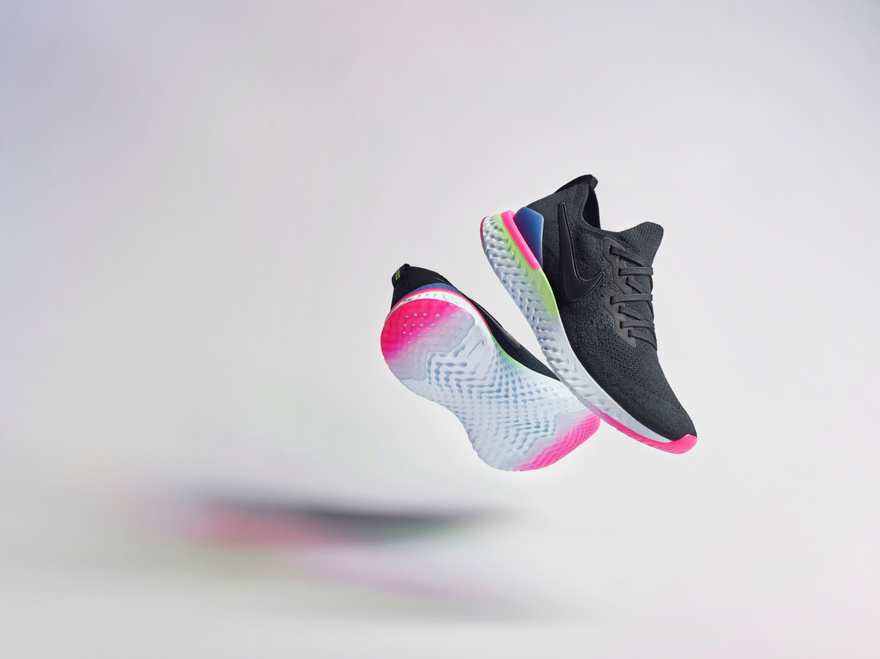 Nuovo look per Nike Epic React Flyknit 2: ancora più morbida