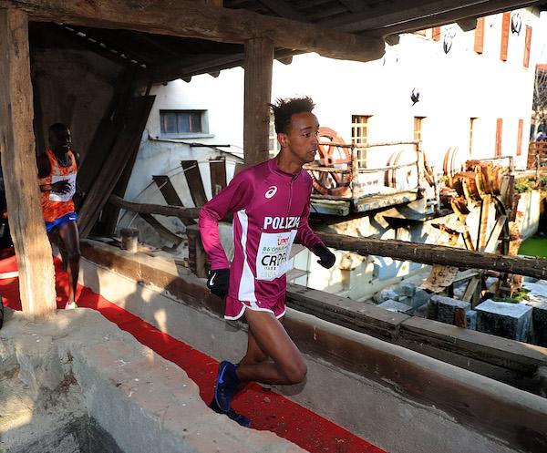 Yeman Crippa, quinto nella passata edizione della Cinque Mulini