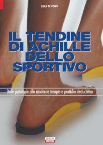 Copertina libro il tendine dello sportivo