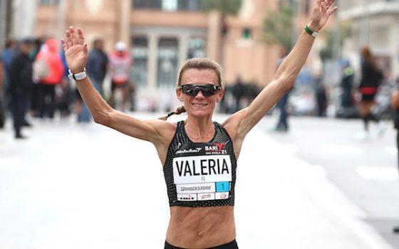 Valeria Straneo