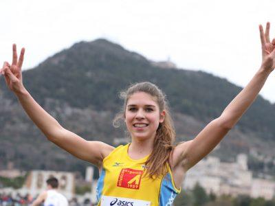 Marta Zenoni ai Campionati Italiani