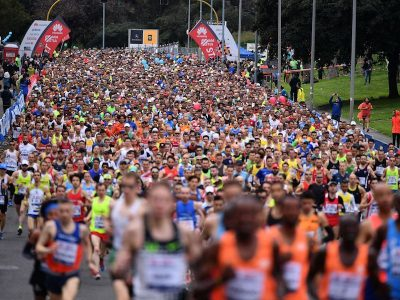 Roma-Ostia Half Marathon