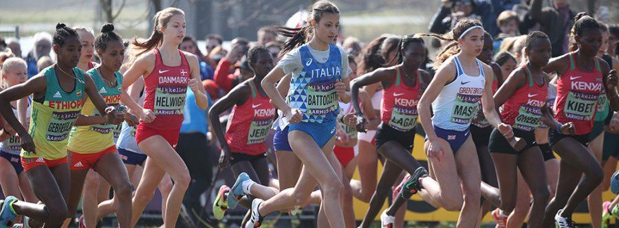 Mondiali di cross Nadia Battocletti