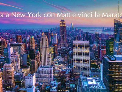 New york con Matt
