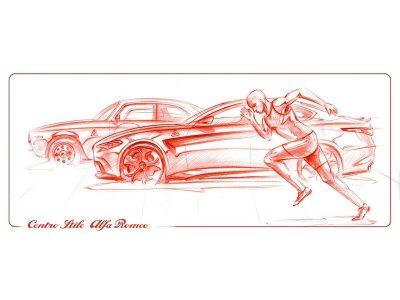 Speciale abbigliamento: Maratona Centro Stile Alfa Romeo