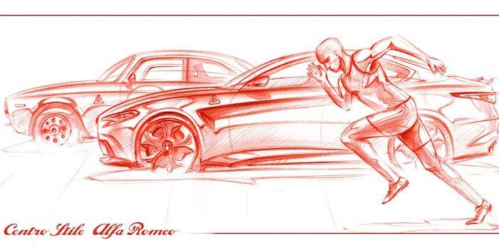 Maratona Centro Stile Alfa Romeo