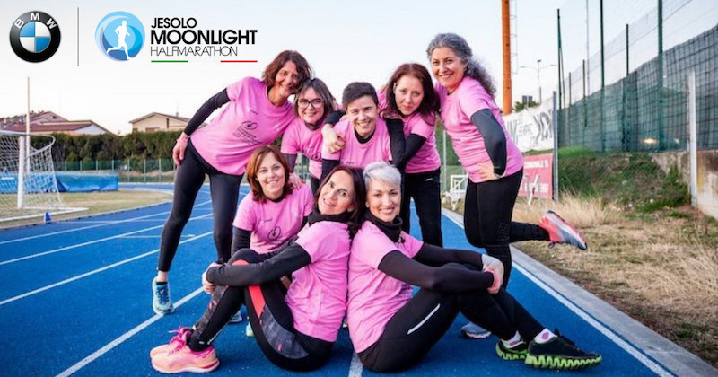 Jesolo Moonlight half marathon