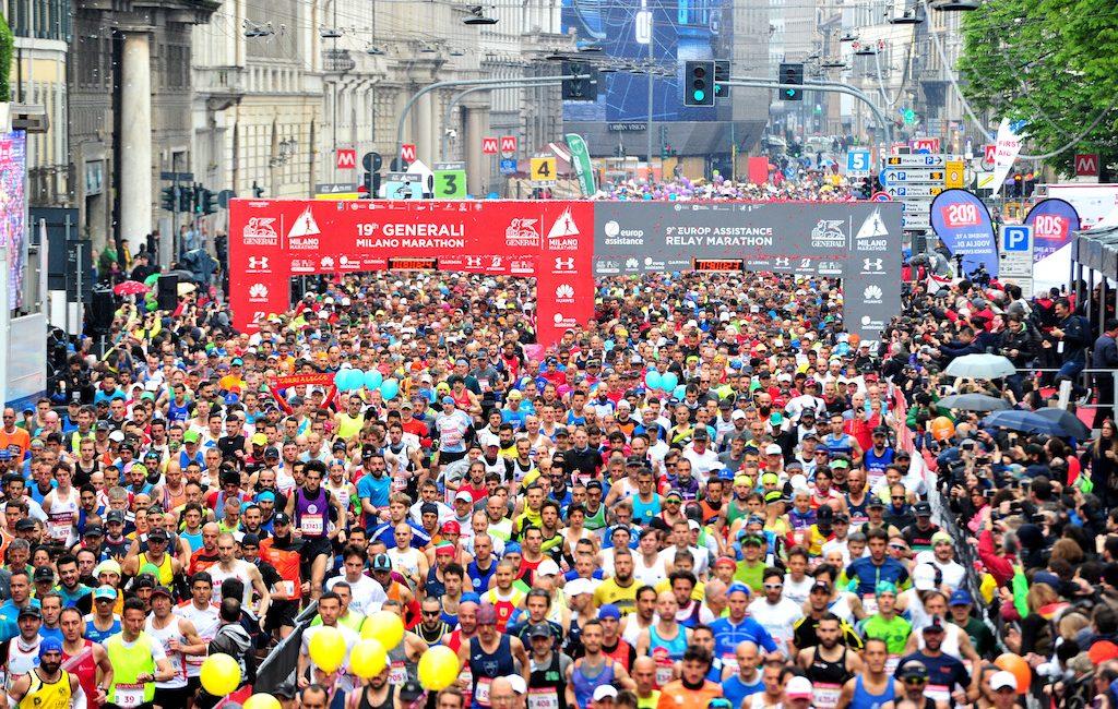 Calendario Maratone Internazionali 2020.Generali Milano Marathon Aperte Le Iscrizioni Alla Xx Edizione