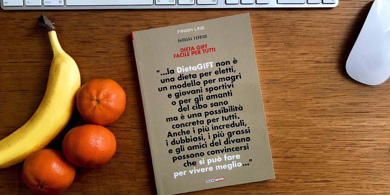 copertina libro dietagift