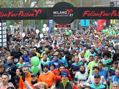 Ganten Milano21 Half Marathon