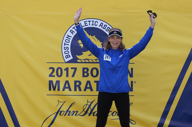 Correre più a lungo : Kathrine Switzer