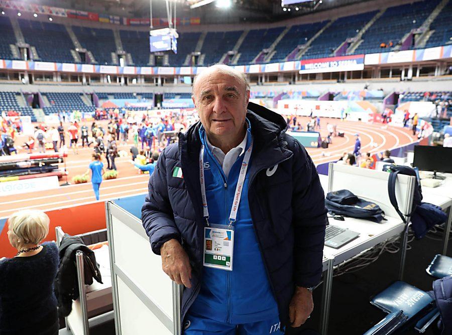 Elio Locatelli, l'atletica in lutto