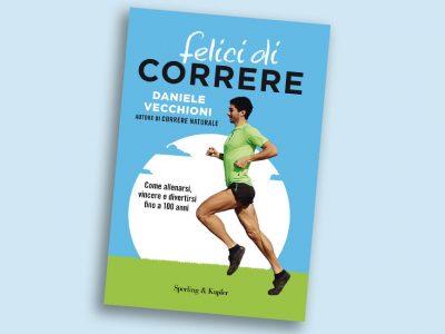 copertina libro felici di correre