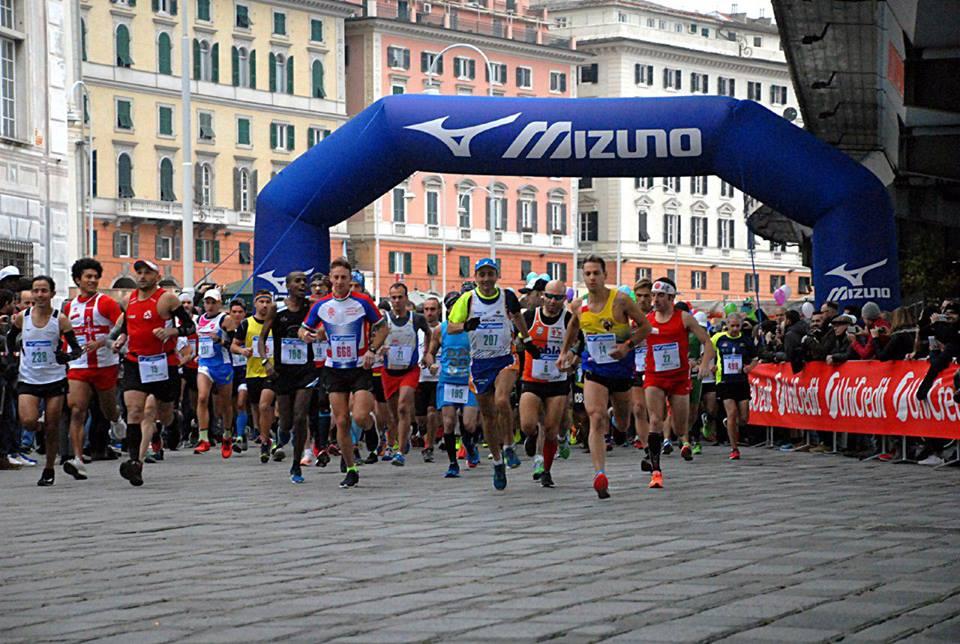 maratona di Genova annullata per maltempo