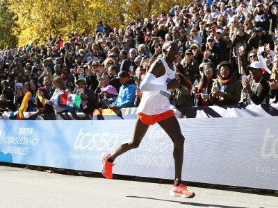 Geoffrey Kamworor new york