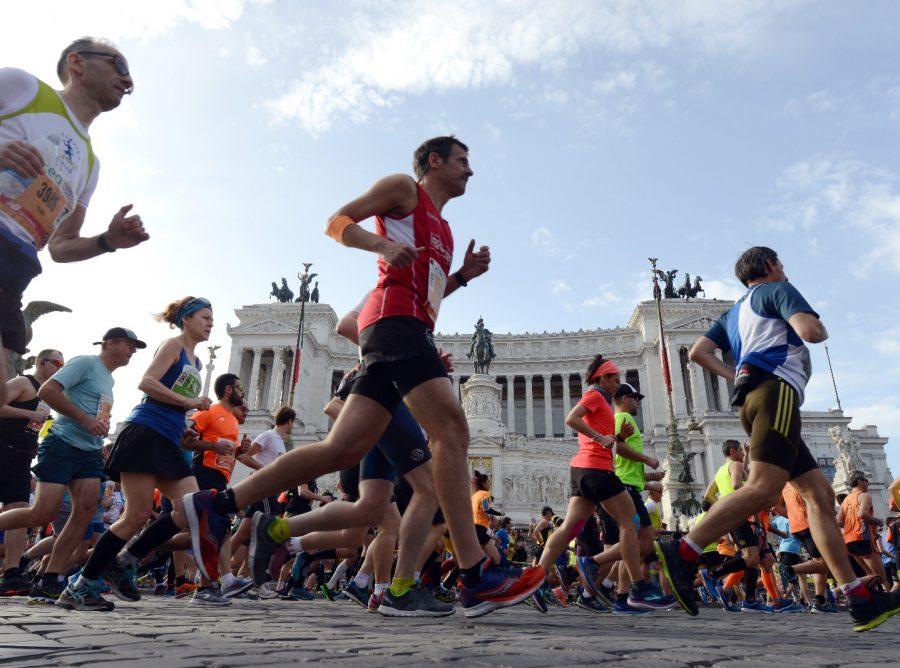 Run Rome The Marathon