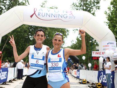 Teresa Montrone e Sara Dossena
