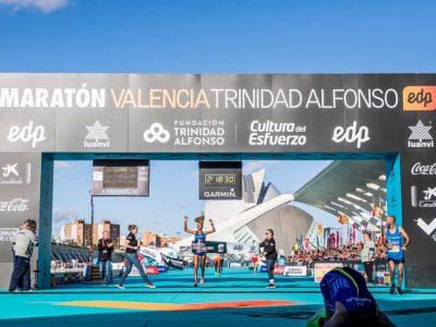 Ayalew vince la Maratona di Valencia record del mondo