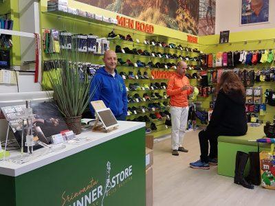 Negozio Runner store Milano