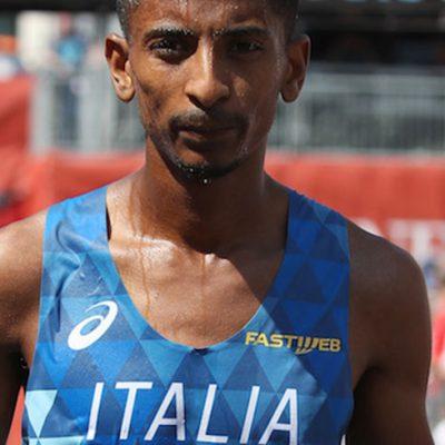 Eyob Faniel record italiano