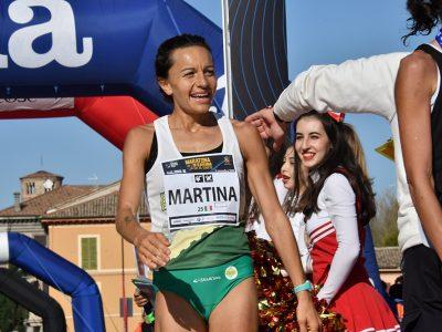 Sarah Giomi antidoping