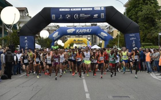 Jesolo Moonlight Half marathon