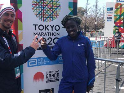 Maratona di Tokyo - Salpeter