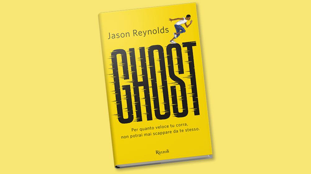 un libro per ragazzi ghost
