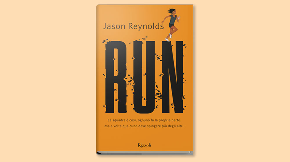 Libro run di Jason Reynolds
